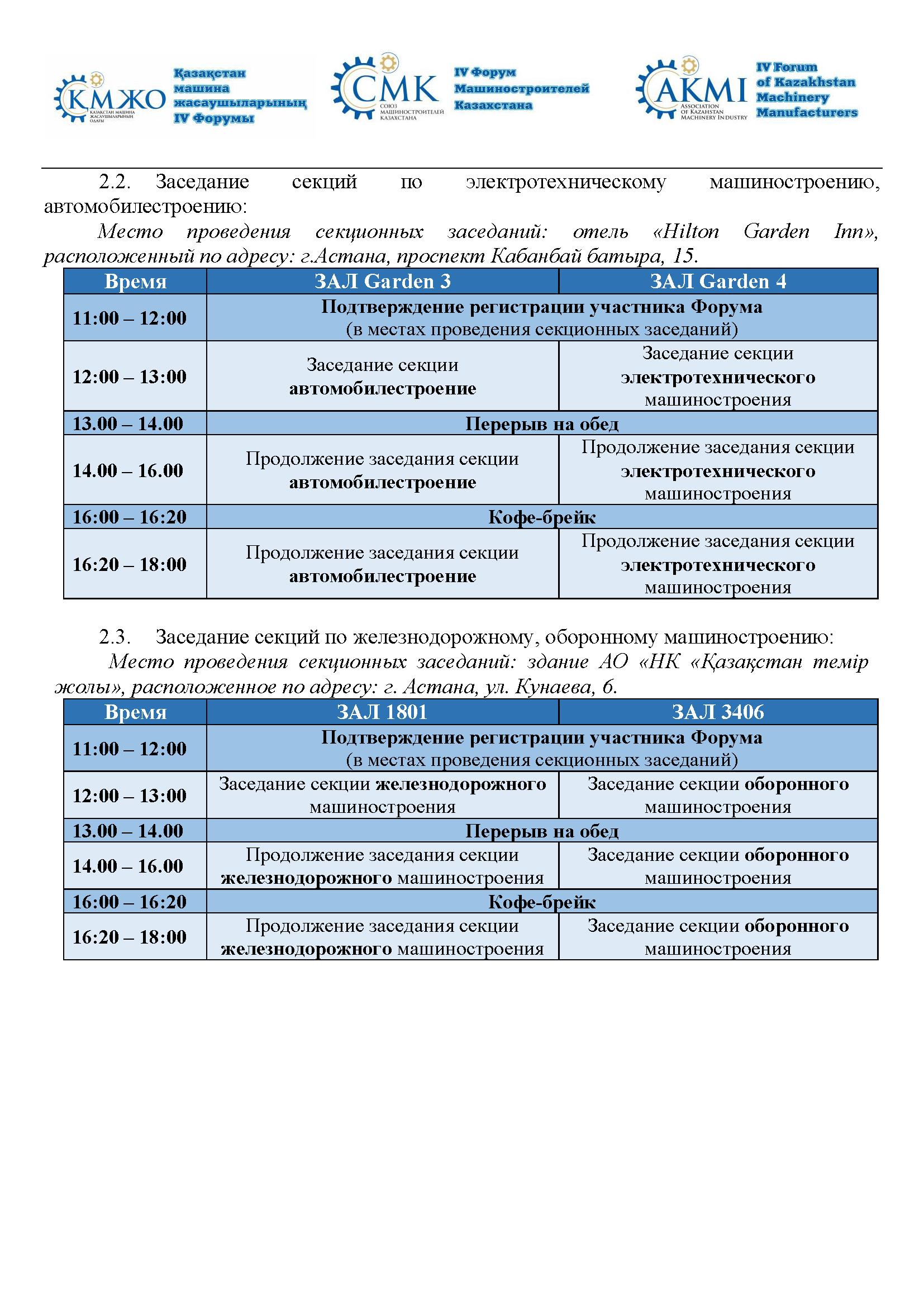 1Программа Форума 2016 - рус