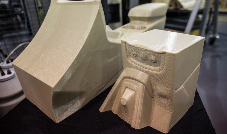 Ford будет печатать детали на 3D-принтере