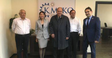 Союз машиностроителей Казахстана расширяет международное сотрудничество