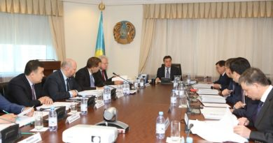 "The Board of Directors of JSC NC ""Kazakhstan Temir Zholy"" announced the results of its activities for the first quarter of 2017."