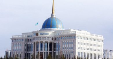 Қазақстан Республикасының Президенті Н. Назарбаевтың V Қазақстанның Машина жасаушылар форумы қатысушыларға құттықтау