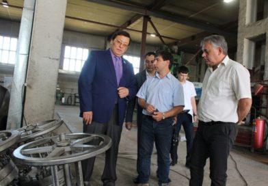 Депутаты Мажилиса Парламента прибыли с рабочей поездкой в Павлодарскую область