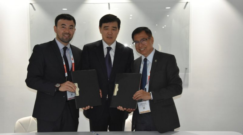 Memorandum of Understanding was signed between the Association of Kazakhstan Machinery Industry and the Singapore Manufacturing Federation