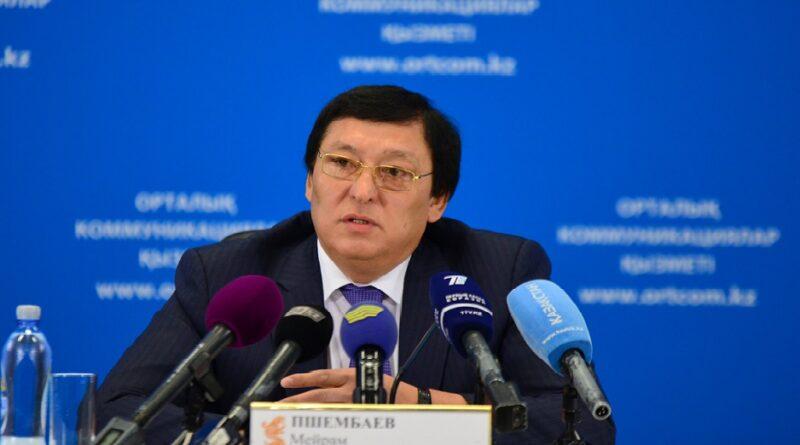 Жүк тасымалын бақылау бюджетке тиесілі салықтың толық төленуін қамтамасыз етеді – Мейрам Пішембаев